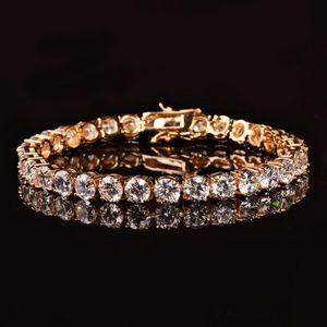 6mm Diamond Tennis Bracelet | CZ Tennis Bracelet